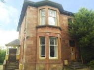 Flat for sale in Brownside Road...