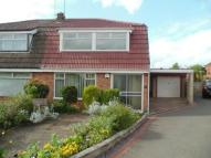 2 bedroom semi detached home in Priory Close, Tutbury...