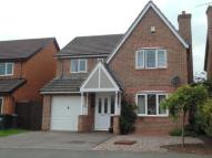 4 bed Detached house for sale in Thrift Road, Branston...