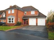 Detached property in Mallard Way, Penkridge...
