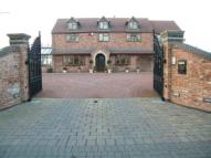 Detached home for sale in Four Crosses Lane...