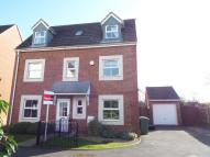 4 bed Detached home for sale in Railway View, Hednesford...