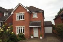 4 bedroom house in Little Copse Close...