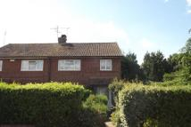 semi detached house in Cobham Close, Canterbury...