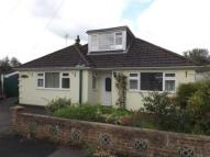 Bungalow in Hardwick Road...