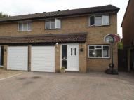 Allbrook Knoll semi detached house for sale