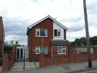Detached house in Houfton Road, Bolsover...