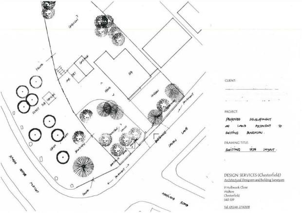 Site Plan (Before)