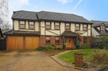 Detached home in Bridgewater Close...