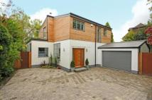Oakleigh Park Avenue Detached house for sale