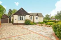 3 bedroom Bungalow in Highfield Road...