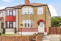 3 bed semi detached house in Lydstep Road, Chislehurst