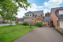 Detached house in Aycliffe Close, Bromley...