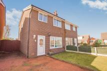 3 bed semi detached property in Bredon Avenue, Euxton...