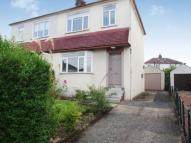 2 bedroom semi detached property in Braefield Drive...