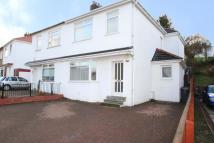 semi detached home in Orchard Park Avenue...