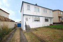 Braefield Drive semi detached house for sale