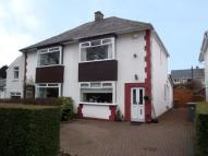 3 bed semi detached home in Holehouse Road...