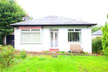 Hill Crescent Bungalow for sale