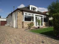 Bungalow in Evan Drive, Giffnock...