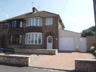 semi detached home for sale in Wentworth Road...