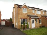 3 bedroom semi detached property for sale in Burgess Road, Coalville...