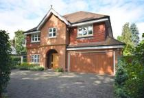Detached home in Cobham, Surrey