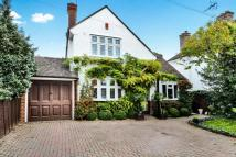 3 bed Detached home in Stoke D'abernon, Cobham...