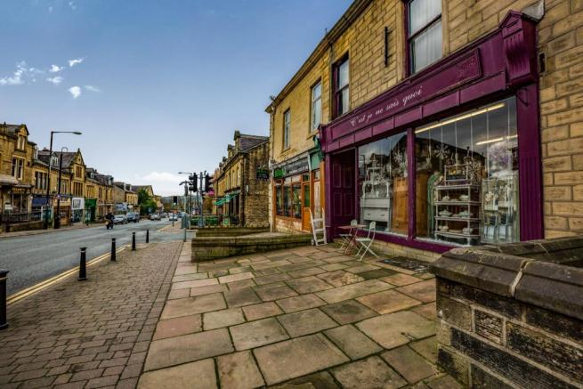 Colne Street View