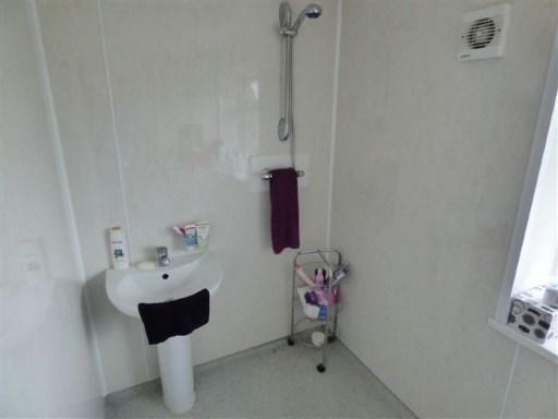 En Suite Wet Room