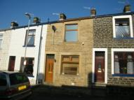 Terraced home in Railway Street, Nelson...