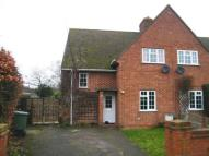 semi detached property in Sinodun Road, Didcot...