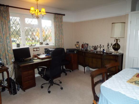 Bedroom 2/reception