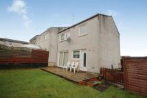End of Terrace home for sale in Birch Road, Abronhill...
