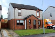 2 bed semi detached property for sale in Whitelees Road...