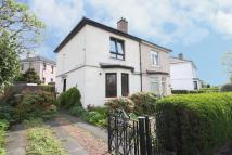 semi detached home in Corston Street, Riddrie...