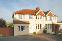 semi detached home in Dorking, Surrey