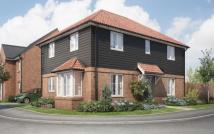 4 bed new house in Sandwich Road, Whitfield...