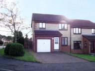 3 bedroom semi detached property in Dunnottar Crescent...