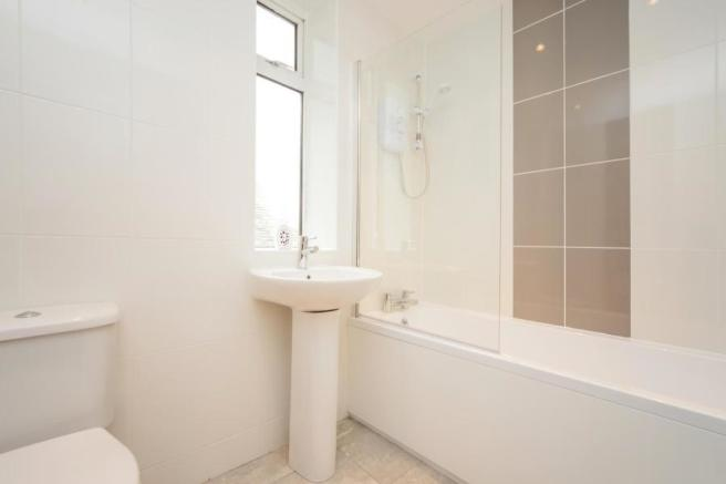 Lower Floor Bathroom