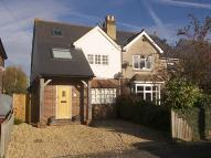 Southbourne semi detached property for sale