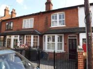 Terraced home in Allnutts Road, Epping...