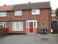 semi detached house in Beaconfield Road, Epping...