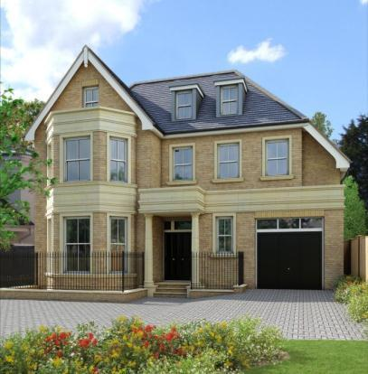 6 bedroom detached house for sale in east molesey surrey kt8 for 6 bedroom homes