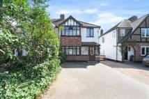 semi detached house for sale in East Molesey, Surrey