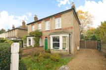 3 bed semi detached home in Esher, Surrey