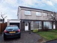 3 bed semi detached house in Katrine Place, Denny...
