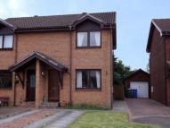 2 bed semi detached house in Montgomery Place, Carron...