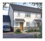 new house for sale in Kernick Gate, Penryn...