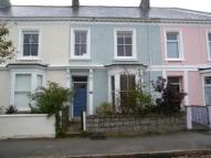 Terraced home in Albany Road, Falmouth...